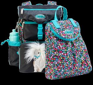 Køb skoletasker online i JEVA's webshop