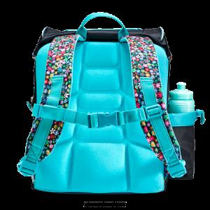 Ergonomisk ryg på skoletaske JEVA INTERMEDIATE