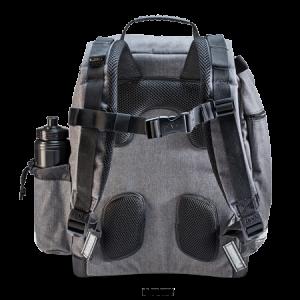ergonomisk skoletaske JEVA U-TURN med støttepuder