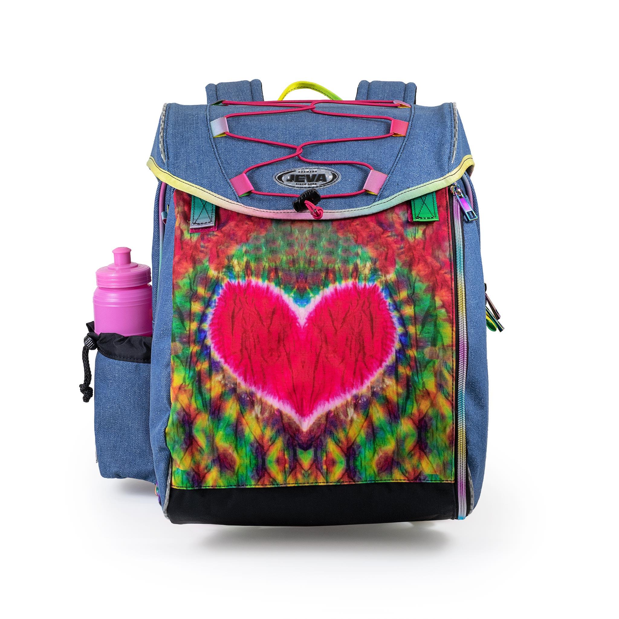 ergonomisk begynder skoletaske - Yippie INTERMEDIATE - 0.-3. klasse