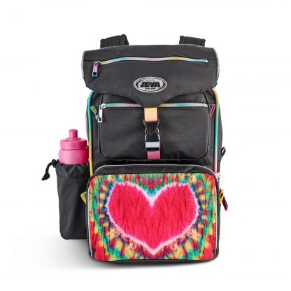 JEVA - Begynder skoletaske med hjerte