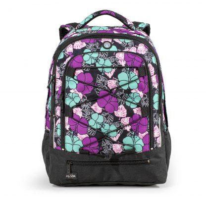 flora SURVIVOR rygsæk med blomster