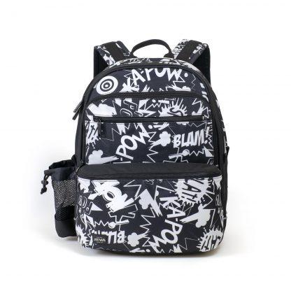 rygsæk til børn - ka-pow SQUARE