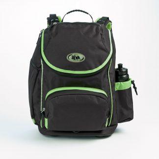 Stor sort skoletaske til børn