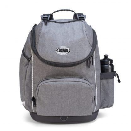 ergonomiske skoletasker til unge: U-Turn denim fra JEVA