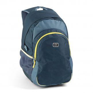 billig rygsæk til drenge er blue BACKPACK