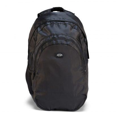 rygsække til store elever er backpack pure black fra JEVA