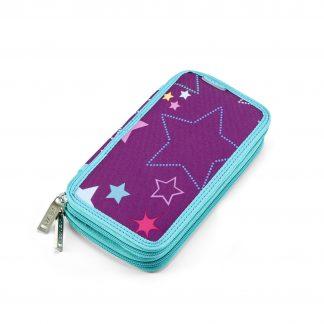 penalhus twozip purple stars fra JEVA
