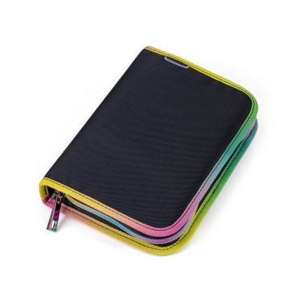 rainbow penalhus ONEZIP inkl. skriveredskaber