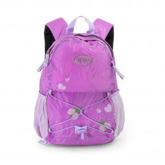 rygsæk til en lille pige - FUCHSIA KIDS PACK