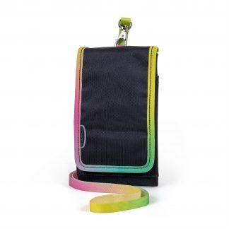 flot mobiltaske, rainbow fra JEVA