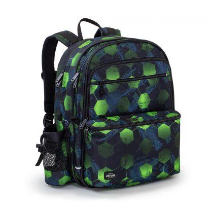Cube SQUARE skoletaske passer til elever i 2.-5. klasse