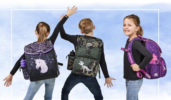børneskoletasker til 0-3 kl.