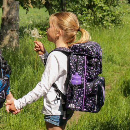 begynder skoletaske 7 år med enhjørning