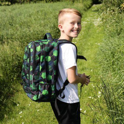 cube survivor rygsæk til drenge i 3. klasse og op