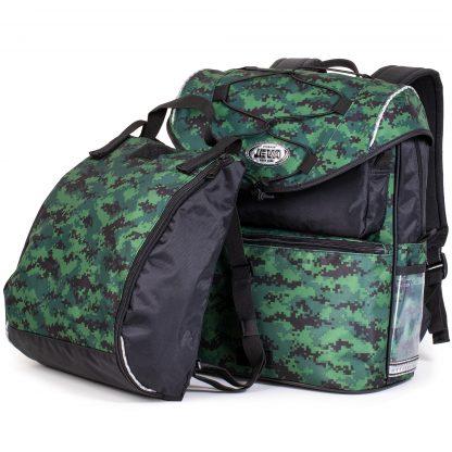 skoletaske og gymnastikpose adskilt