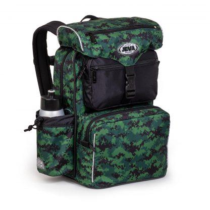 Digital camou BEGINNERS skoletaske til 0-2 klasse