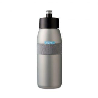 zilver bottle drikkedunk til skoletaske