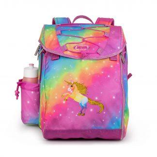 Skoletaske med enhjørning - 0-3 klasse
