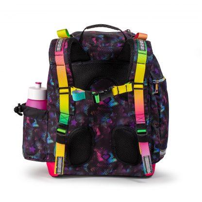 u-turn skoletaske med ergonomisk rygstøtte