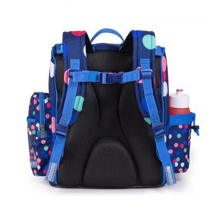 skoletasken har ergonomisk PANEL-BACK