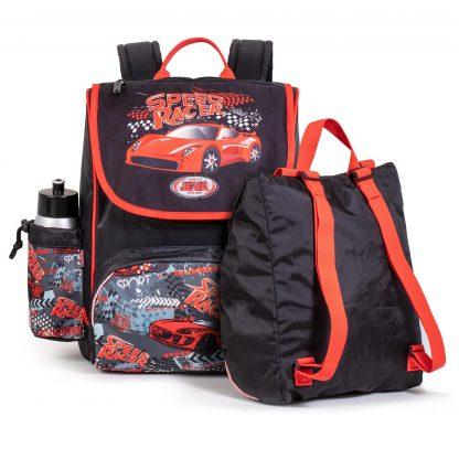 skoletaske til drenge med gymnastikpose