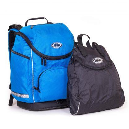401-18: Blue U-TURN med gymnastikpose