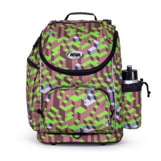 hybrid skoletaske til 1-4 klasse