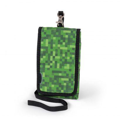grøn mobiltaske til drenge