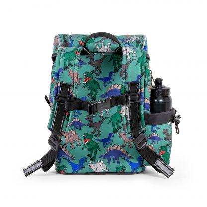 lille skoletaske med ergonomisk ryg